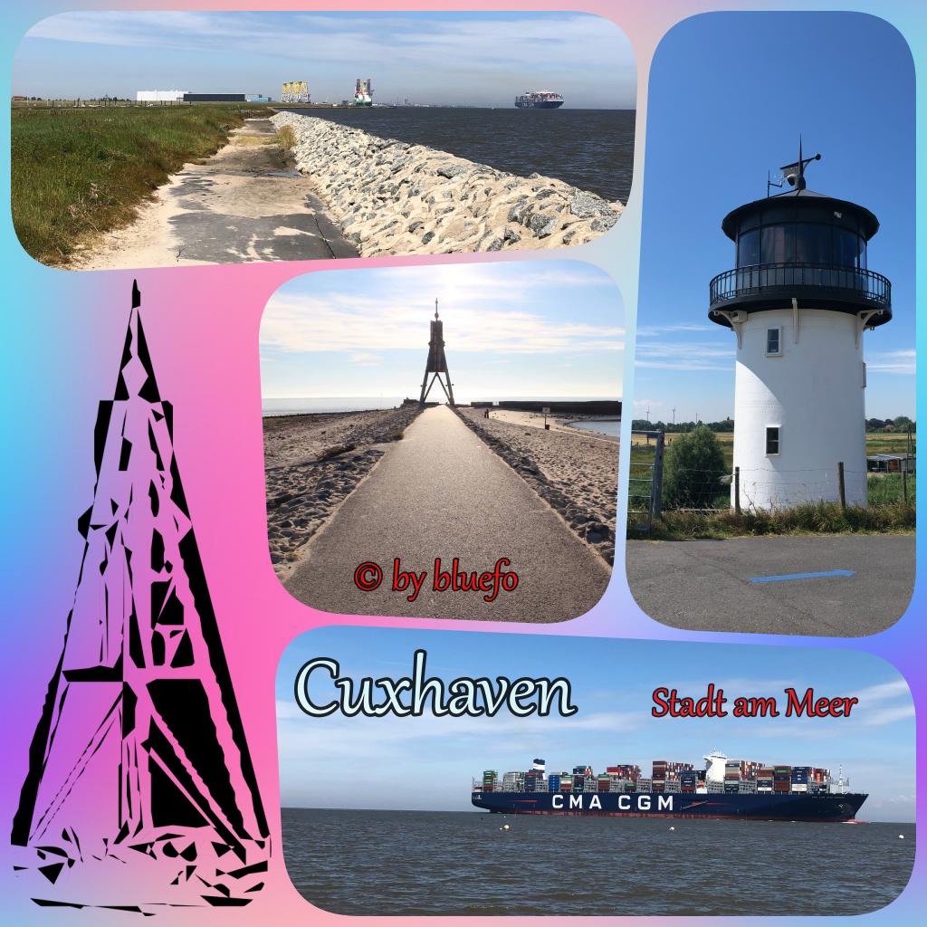 Cuxhaven, Stadt am Meer