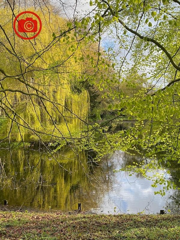 Schlossgarten - Cuxhaven