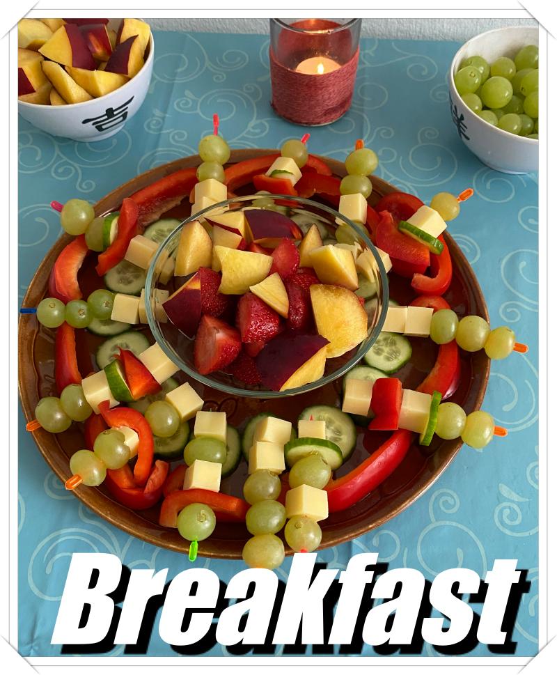 Frühstück KW 26