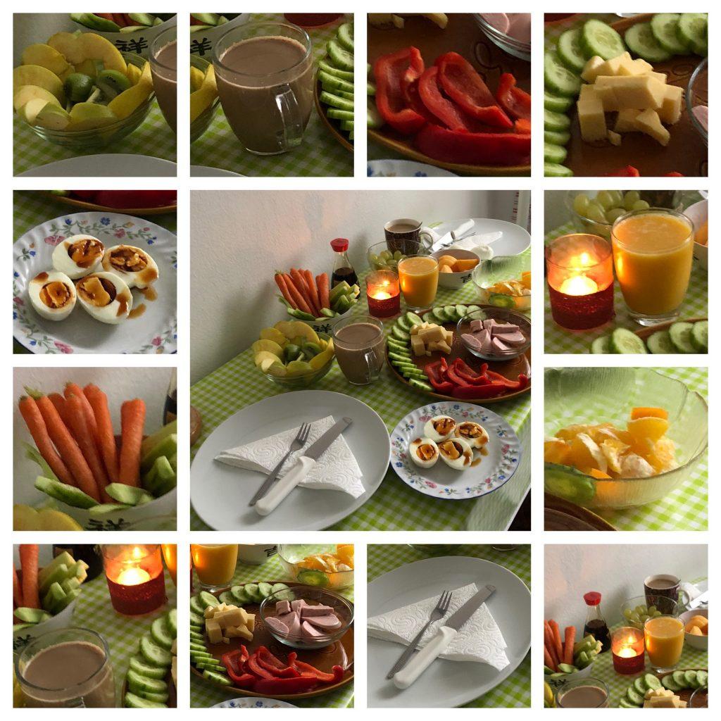 Frühstück KW 48